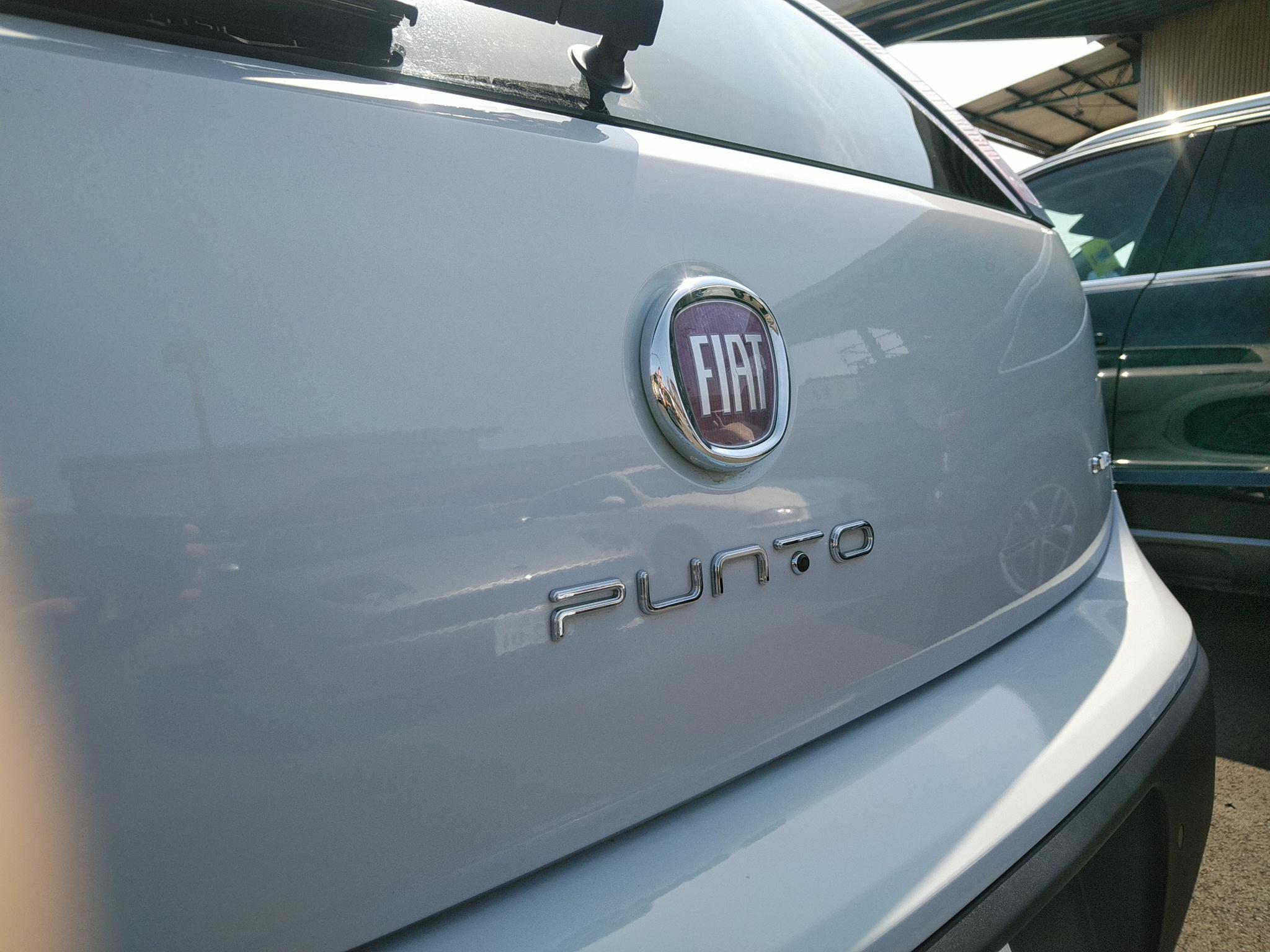 FIAT グランデプント デュアロジックエラー | 輸入車の車検整備 増高